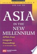 Asia in the New Millennium