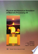 Physical And Numerical Simulation Of Materials Processing Vii Book PDF