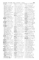 Medical and Surgical Register of the United States Comprising     Index of All the Physicians in the United States