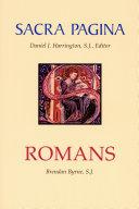 Sacra Pagina  Romans