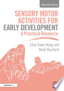 Sensory Motor Activities for Early Development