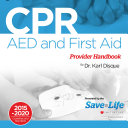 CPR  AED   First Aid Provider Handbook Book PDF
