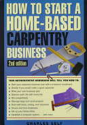 How to Start a Home-Based Carpentry Business