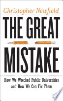 The Great Mistake Book