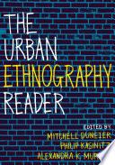The Urban Ethnography Reader Book