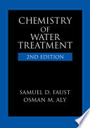 Chemistry of Water Treatment