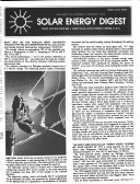 Solar Energy Digest Book
