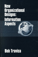 New Organizational Designs