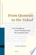 From Qumran To The Ya Ad