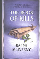 the book of kills mcinerny ralph
