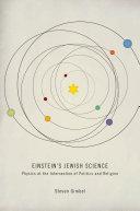 Einstein's Jewish Science