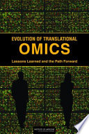 Evolution of Translational Omics