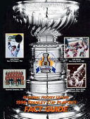 Official NHL Stanley Cup Fact Book Book