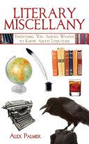 Literary Miscellany