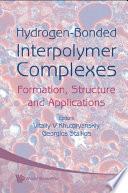 Hydrogen Bonded Interpolymer Complexes Book