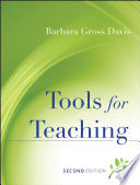 Cover of Tools for Teaching
