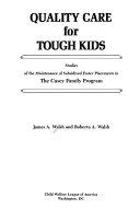 Quality Care for Tough Kids