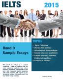 Ielts 2015 - Band 9 Sample Essays
