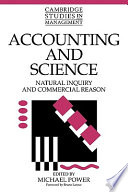 Accounting And Science