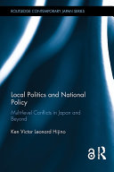Local Politics and National Policy