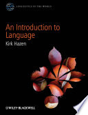 An Introduction to Language Book PDF