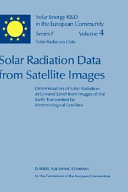 Solar Radiation Data from Satellite Images
