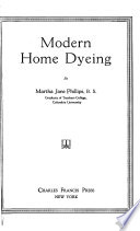 Modern Home Dyeing
