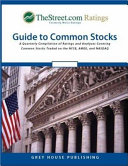 Weiss Ratings  Guide to Common Stocks Winter 06 07
