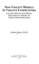 Non violent Models in Violent Communities