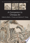 A Companion to Chinese Art