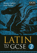 Latin to GCSE