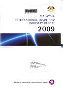 Malaysia  International Trade and Industry Report