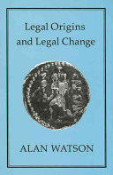 Pdf Legal Origins and Legal Change