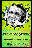 Steve McQueen Inspired Coloring Book