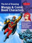 The Art of Drawing Manga   Comic Book Characters