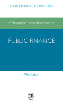 Advanced Introduction to Public Finance