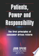 Patients  Power and Responsibility Book