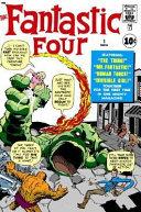 Fantastic Four   Volume 1 Book