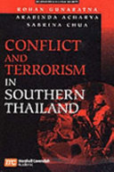 Conflict and Terrorism in Southern Thailand