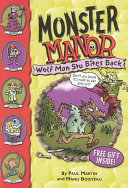 Monster Manor  Wolf Man Stu Bites Back   Book  4