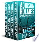 The Addison Holmes Mystery Box Set II