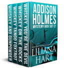 Pdf The Addison Holmes Mystery Box Set II