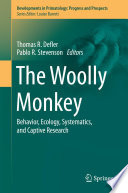 The Woolly Monkey Book