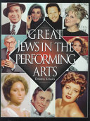Great Jews in the Performing Arts Book PDF