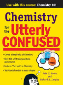 Cover of Chemistry for the Utterly Confused