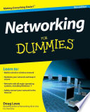 Networking For Dummies Book PDF