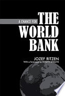 A Chance For The World Bank