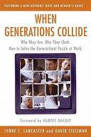 When Generations Collide Pdf/ePub eBook