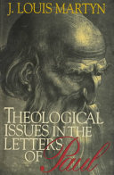 Theological Issues in the Letters of Paul