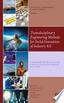 Transdisciplinary Engineering Methods for Social Innovation of Industry 4.0